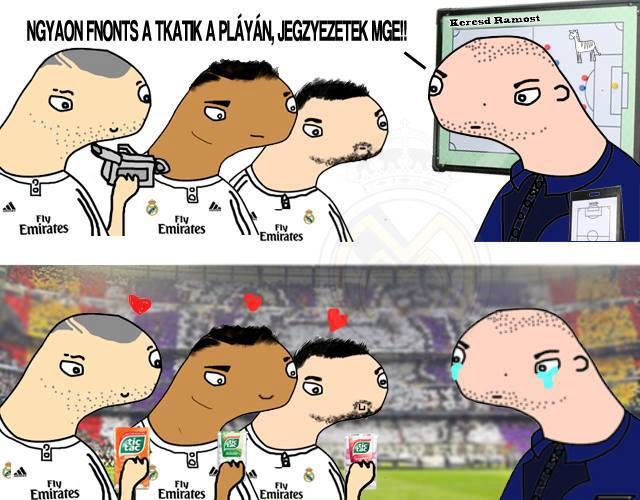 Juhar Tamas Juventus Öreg Hölgy Real Madrid merengués Chiellini gyengepontok nyerni fogunk duodecima digi sport khedira a fenomén
