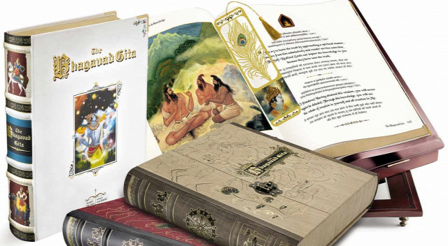 könyv Bhagavad-gítá ünnepek