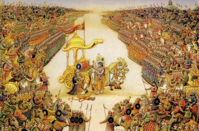 hírességek Bhagavad-gítá könyv hinduizmus