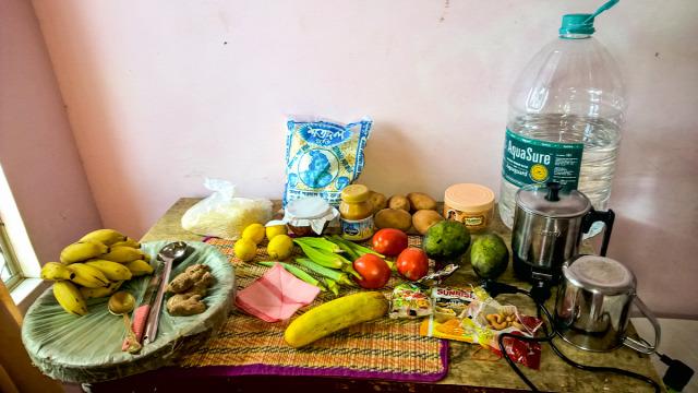 útleírás indiai ételek ahimsza főzés