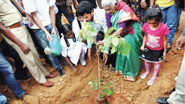 indiai nők környezetvédelem társadalom