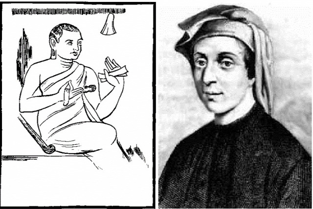 filozófia hírességek kutatás misztika számmisztika tudomány ókori India