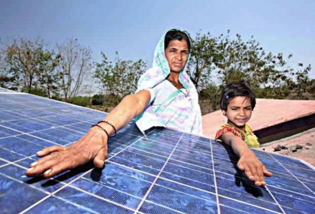 India megújuló energia nagyhatalom