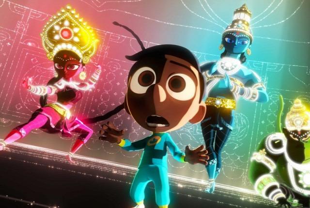 Oscar-díj kultúra indiai filmek hinduizmus tradíció indiai tánc