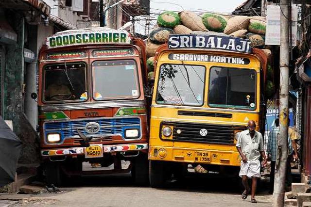 közlekedés indiai filmek