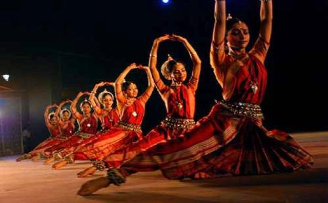 indiai tánc kultúra