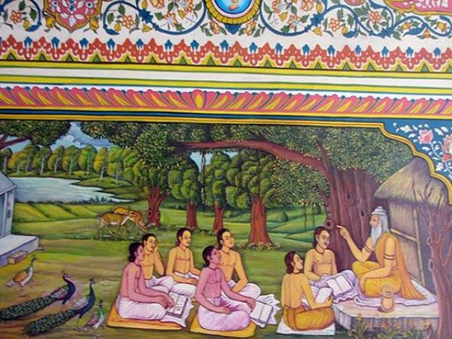 guru kutatás tradíció hinduizmus