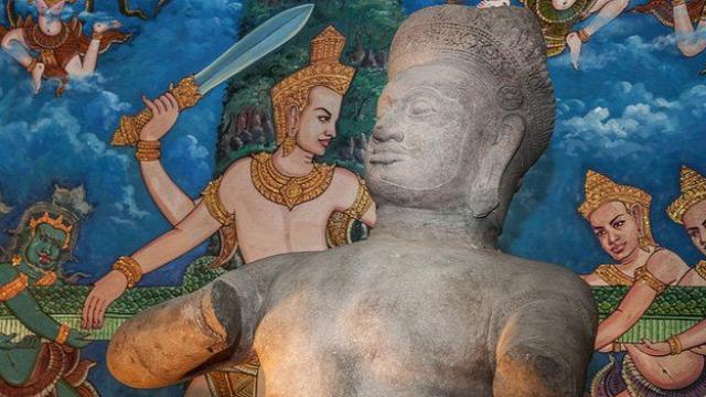 történelem világörökség kultúra ókori India