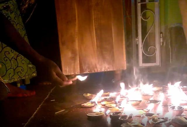 indiai filmek asram hinduizmus tradíció