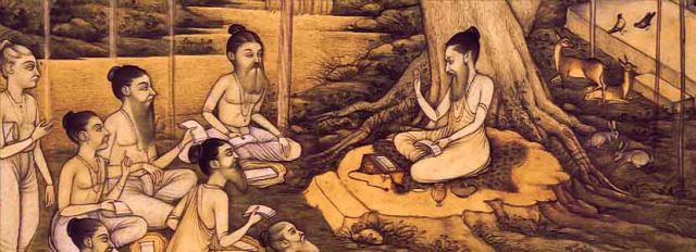 ayurveda tradíció hírességek guru Bhagavad-gítá ókori India