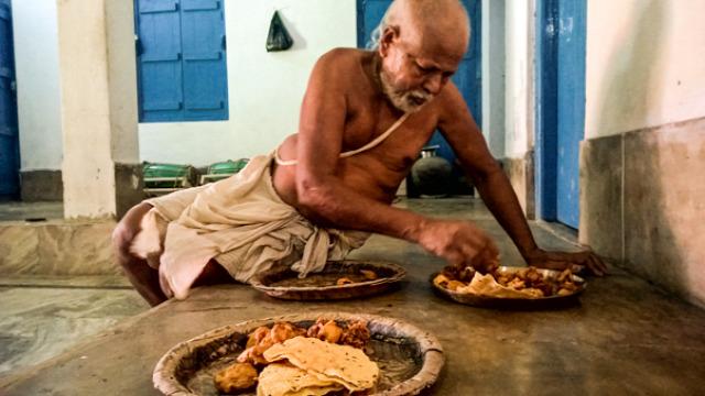 útleírás indiai ételek filozófia főzés