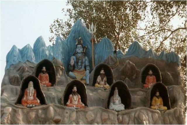 filozófia guru vallás