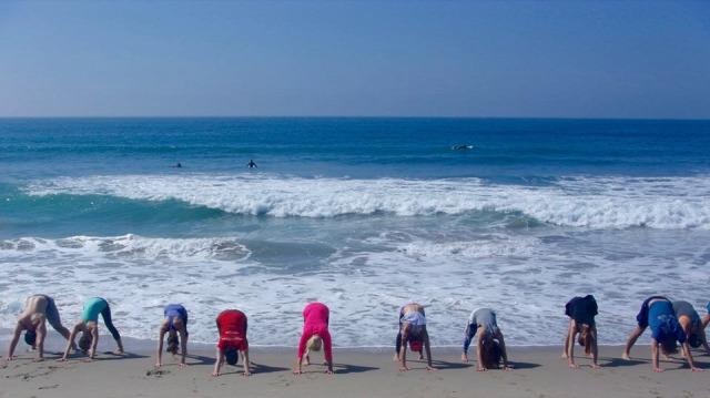 hírességek jóga oktatás légzés pozitív gondolkodás