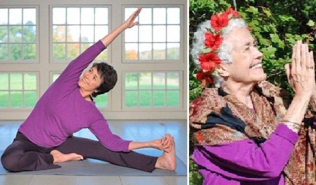 egészség fitness hírességek jóga hatásai pozitív gondolkodás