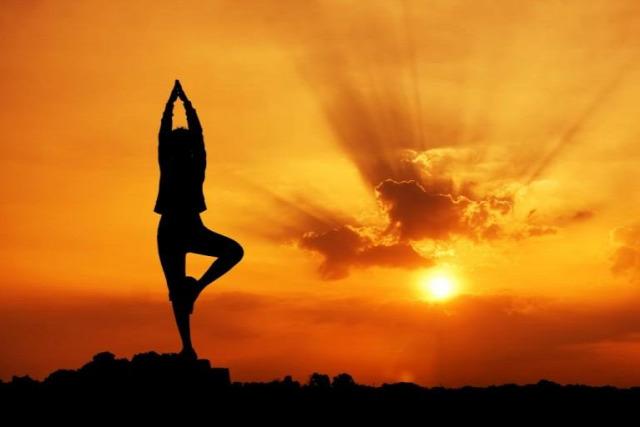jóga világnapja