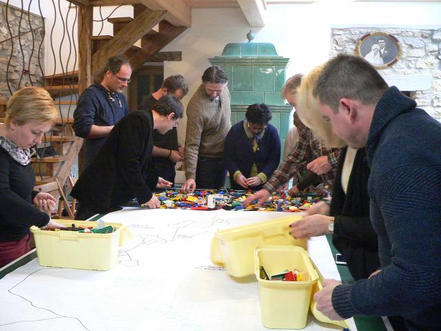 Balatoncsicsó balatoncsicsói plébánia Jövőműhely közösségi tervezés képzések