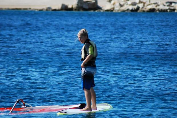 a hét edzője vízen