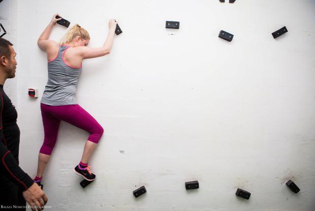 földön funkcionális edzés