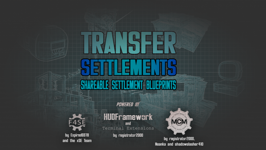 Transfer settlements shareable settlement blueprints at fallout 4 straight donations accepted malvernweather Image collections