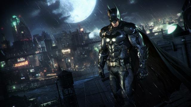 Batman is szomorú