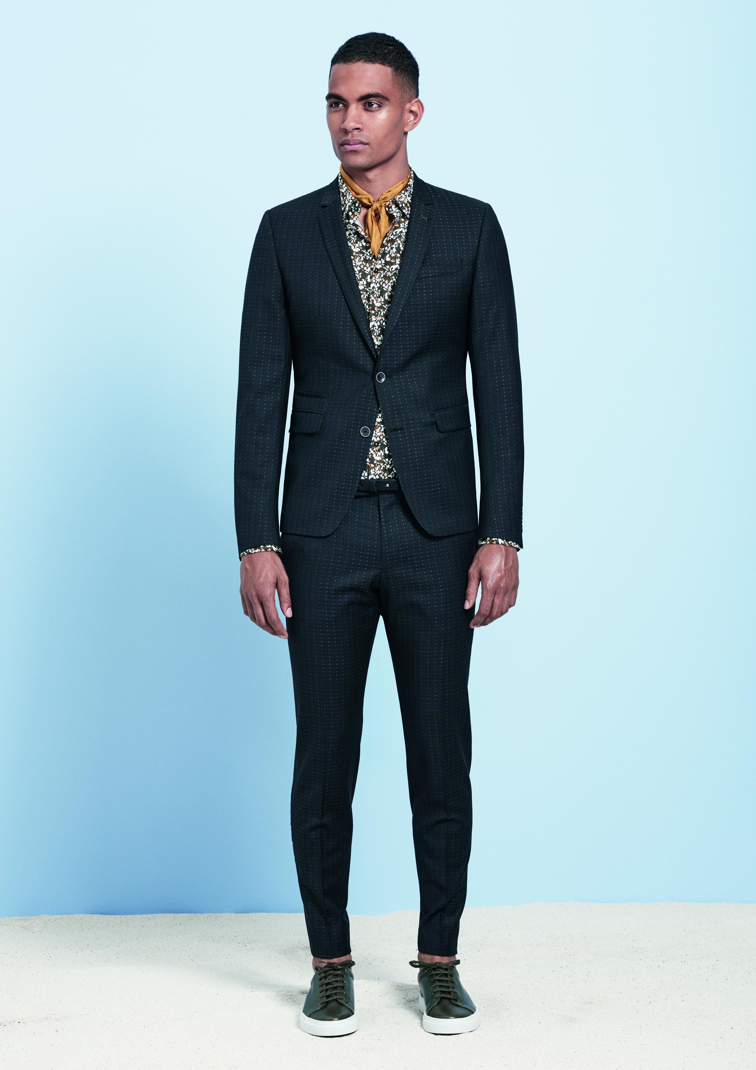 Férfi divat a 60 as években színtelen elegancia vastag