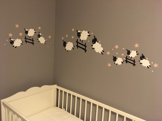 dekor DIY festés