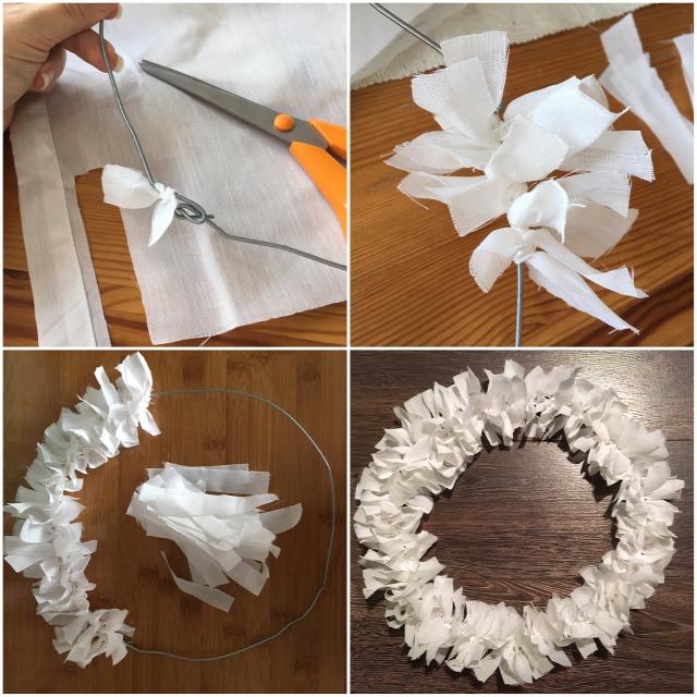 babaszoba dekor tavasz DIY