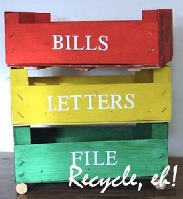újrahasznosítás DIY inspiráció