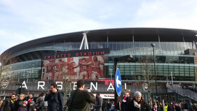 London helyszíni beszámoló QPR Fulham Arsenal Leicester Championship Premier League Lac