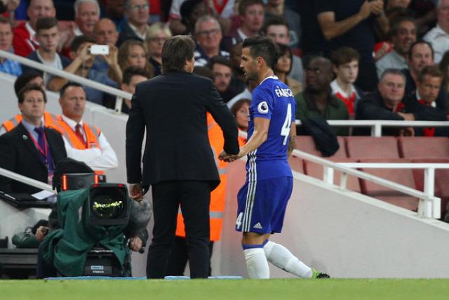 Arsenal Chelsea Arséne Wenger besztlíg Barcelona Cesc Fabregas Antonio Conte Pep Guardiola José Mourinho Peet