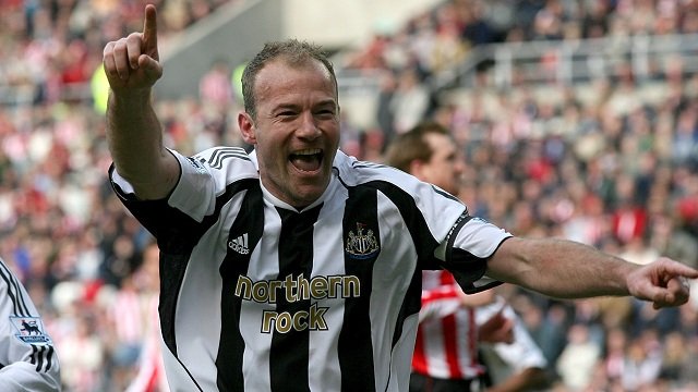 Alan Shearer newcastle születésnap tribute Mark29 Blackburn Southampton
