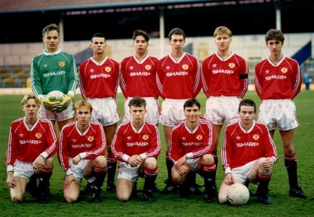 Adrian Doherty Manchester United Ryan Giggs Alex Ferguson Peet