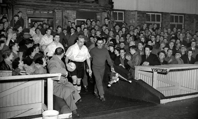 wolverhampton honvéd budapest molineux 1954 england hungary rocknrolla