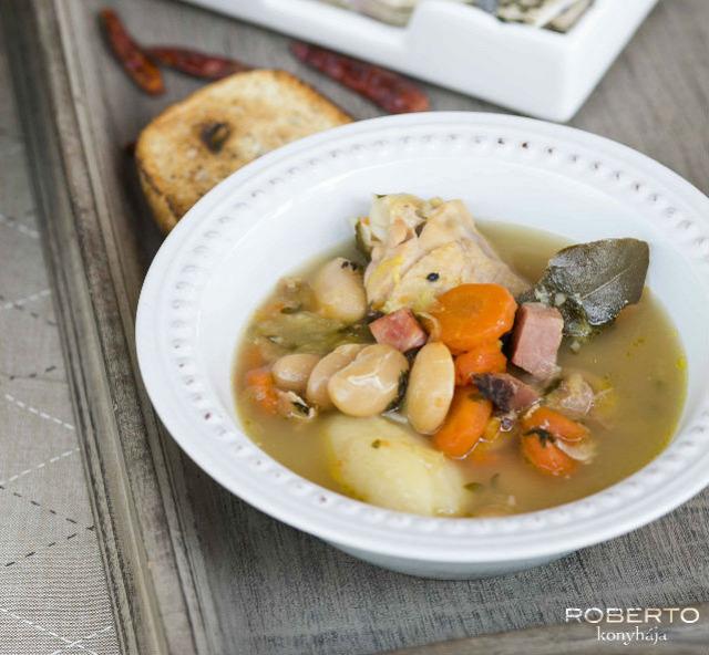 Az izzasztó hőségben is lehet forró levest enni! Olykor sokkal jobb 7d4f032794