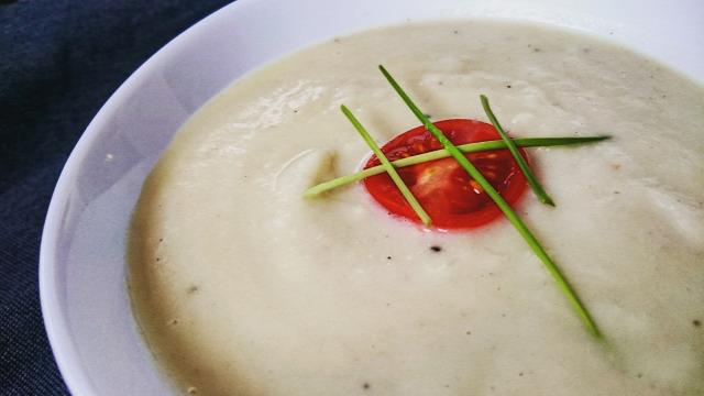paszternák leves gluténmentes tejmentes mindenmentes vegán paleo
