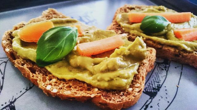 zöldségkrém vegán gluténmentes tejmentes paleo