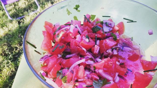saláta tejmentes gluténmentes paleo partikaja