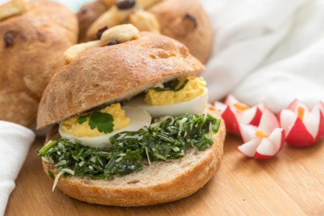 tojás előétel gluténmentes tejmentes