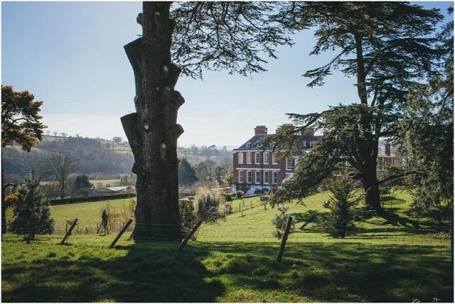 építészet érdekesség esküvő angol vidék