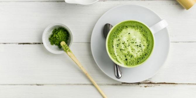 Matcha- DIY japán szupertea sütik  fagyi és szuperzöld finomságok tápláló zen