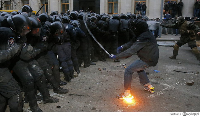 Ukrajna minimálbér ukrán háború forradalom tüntetés Majdan