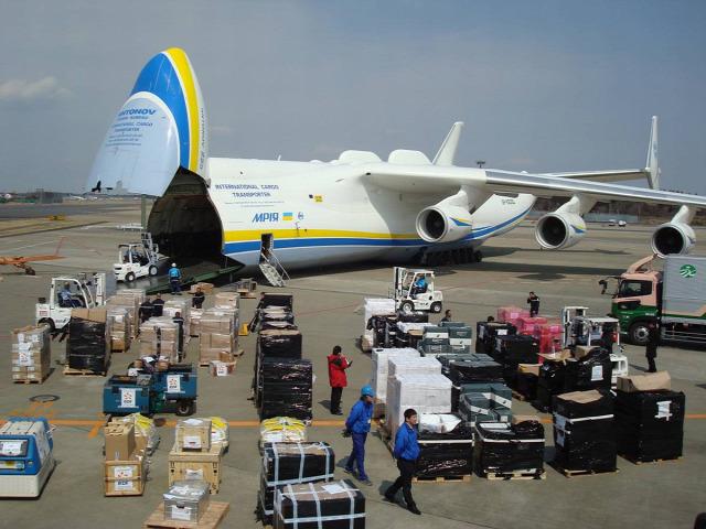 Ukrajna Ukroboronprom An-225 ukrán fegyvergyártó Antonov hírek