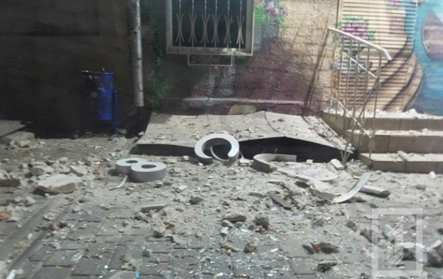 Odesszai robbanás