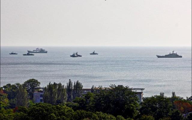Ukrajna hadgyakorlat Krím rakéta