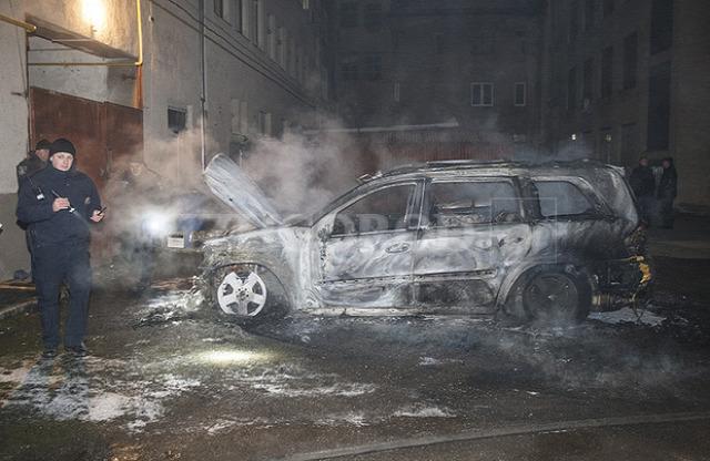 Ungvár Kárpátalja Volodimir Csubirko kárpátaljai megyei tanács gyújtogatás