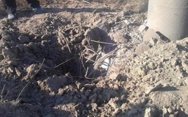 Robbantás Ukrajna