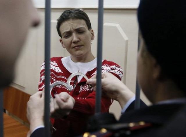 Ukrajna Kelet-Ukrajna Szavcsenko Minszki Békeszerződés fogolycsere