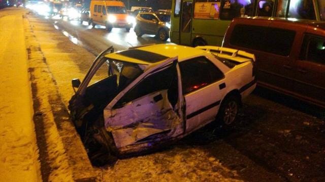 Ukrajna uzemanyag baleset Harkiv