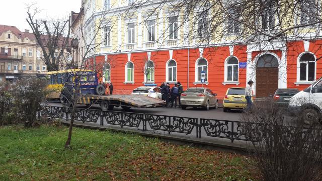 Ukrajna Kárpátalja Ungvár