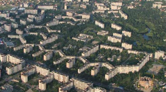 ukrajna leghosszabb lakóház Luck